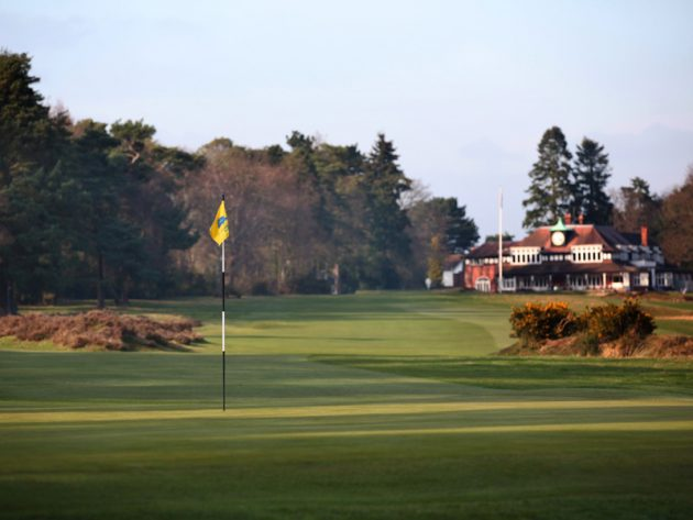 Sunningdale Golf Club Old Course Review