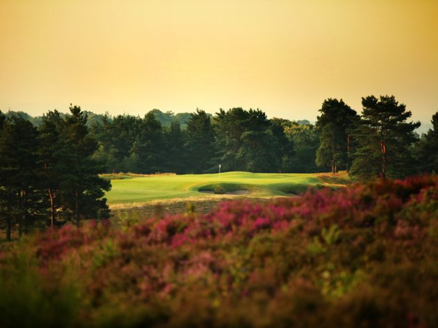 Sunningdale Golf Club New Course Review