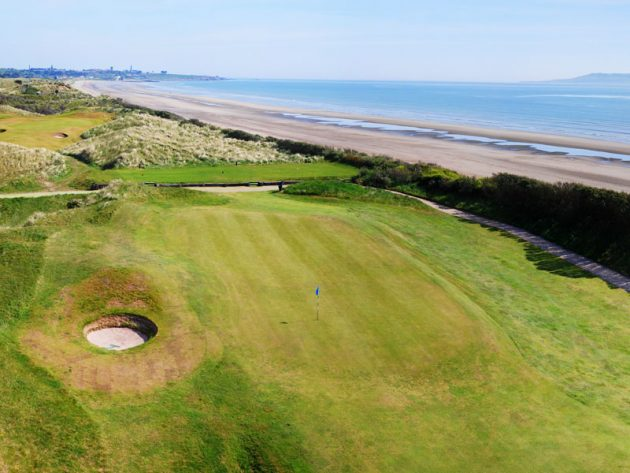 The Island golf club course review