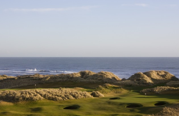 Trump International Golf Links Scotland Pictures