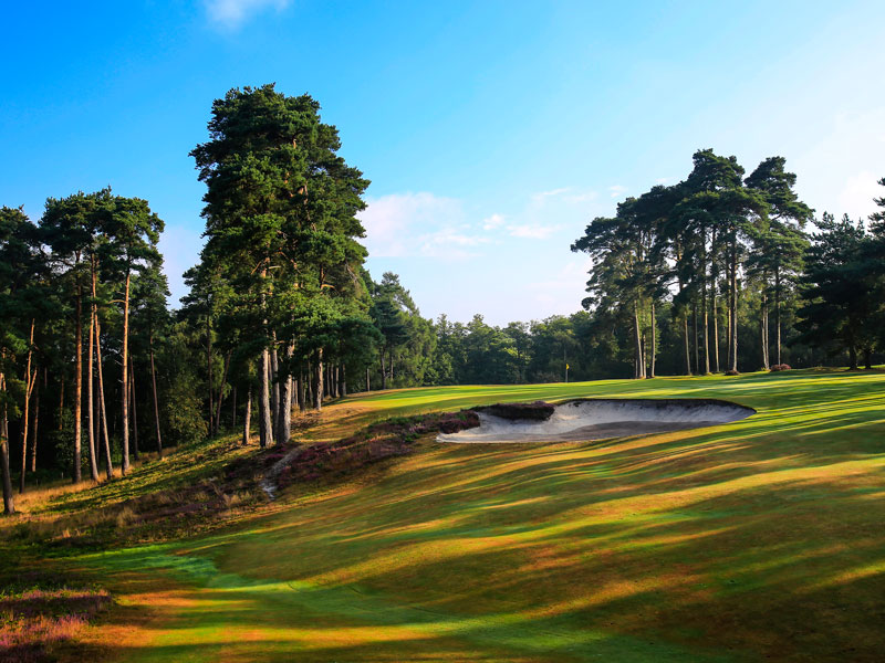 west sussex golf club course review golf monthly. Black Bedroom Furniture Sets. Home Design Ideas