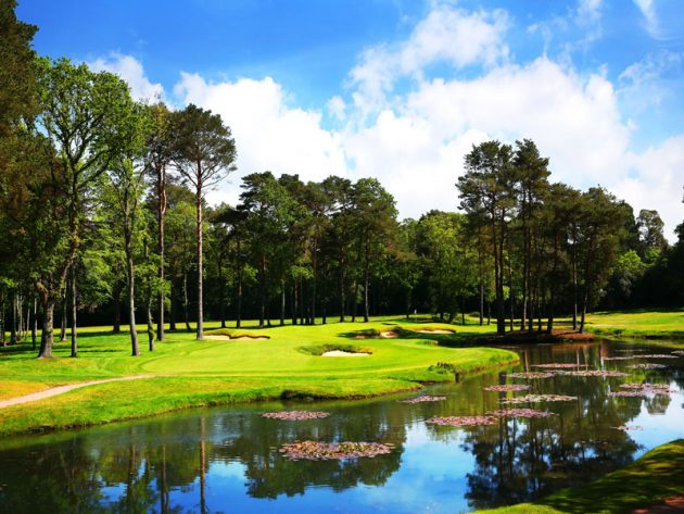 woking golf club course review