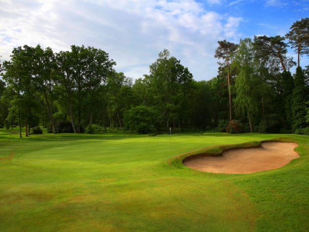 Worplesdon Golf Club Course Review