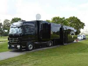 Callaway Tour Truck