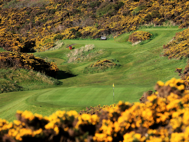 royal dornoch golf club championship course pictures