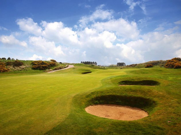 Southport and Ainsdale Golf Club Course Review best golf courses along train lines