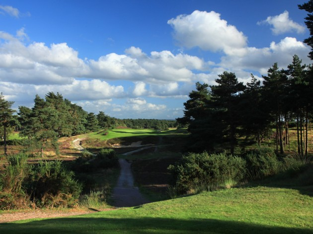 Sunningdale Golf Club New Course Pictures