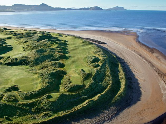 Waterville Golf Links Course Review
