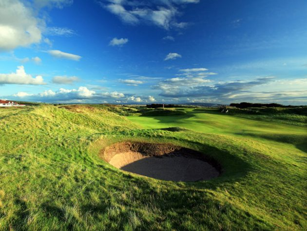 Western Gailes Golf Club Course Review