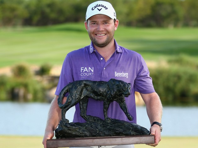 Branden Grace wins Alfred Dunhill Championship