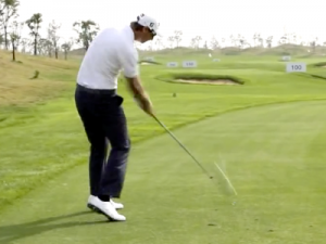 Nicolas Colsaerts swing analysis