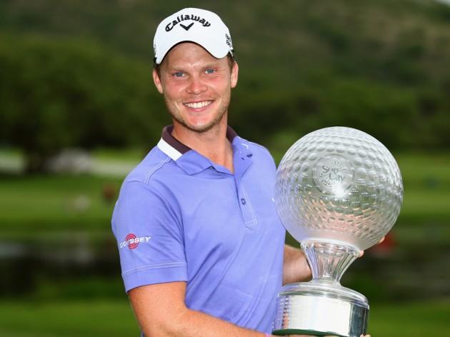 Danny Willett wins Nedbank Golf Challenge