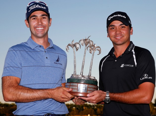 Day and Tringale win Franklin Templeton Shootout