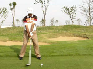 Milkha Singh swing sequence