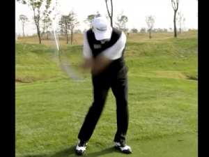 Paul Lawrie swing sequence