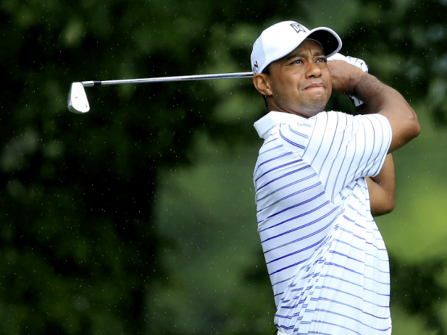 Tiger Woods to play new clubs