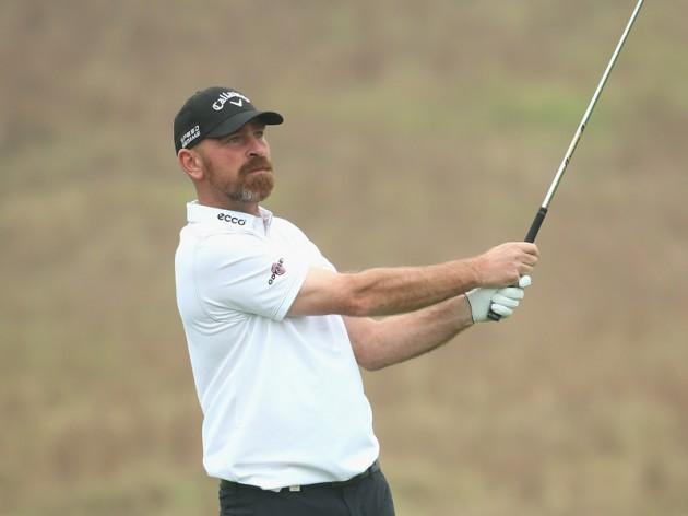 Thomas Bjorn defends the Nedbank Golf Challenge
