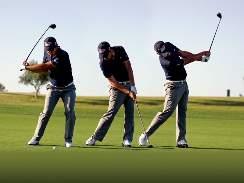 Impact position tips video - Golf Monthly