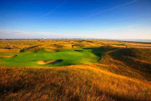 Royal St George's Golf Club Pictures