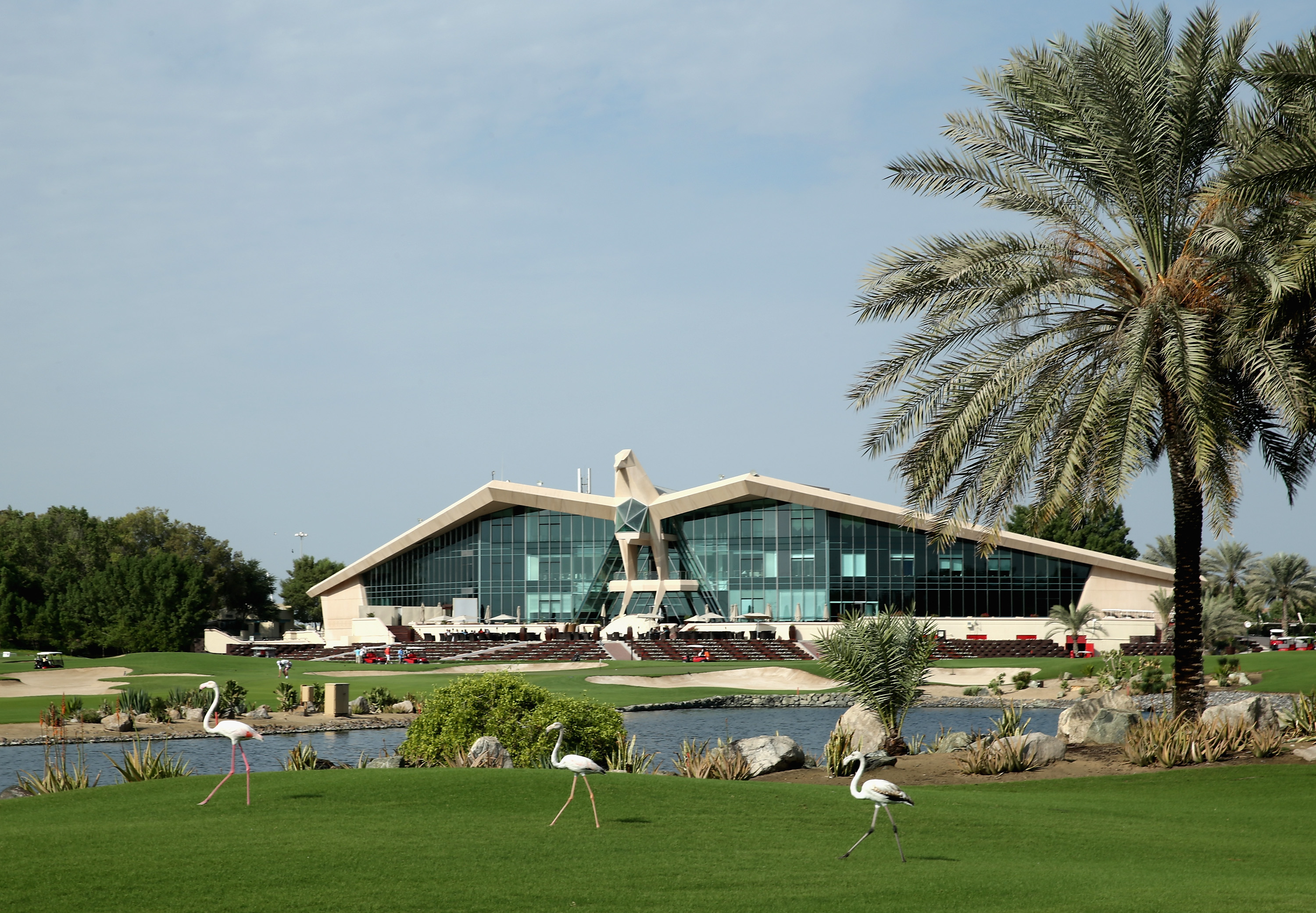 Course changes for abu dhabi 10th anniversary golf monthly for Abu dhabi country club salon