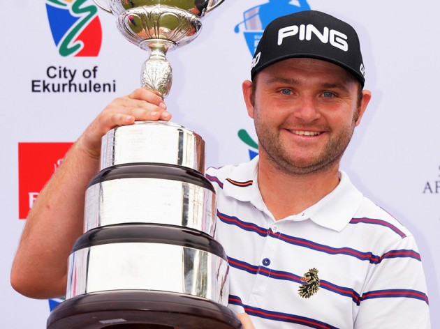 Andy Sullivan wins South African Open Championship