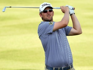 Bernd Wiesberger leads after day one in Dubai