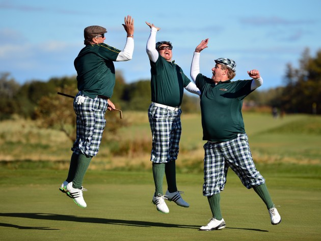 what is texas scramble? - the golf format explained