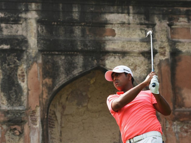 Anirban Lahiri wins Hero Indian Open