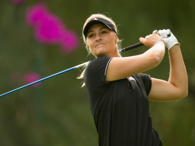 Anna Nordqvist defends LPGA Thailand