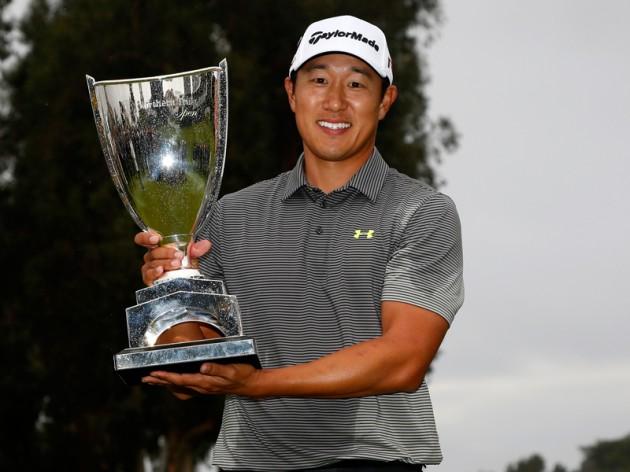 James Hahn wins Northern Trust Open