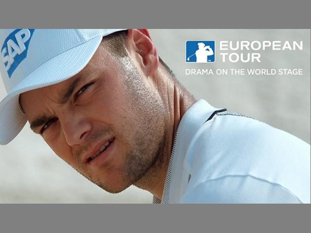 Martin Kaymer stars in new European Tour advert