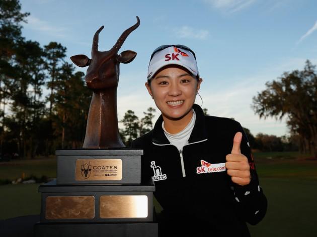 Na Yeon Choi wins Coates Golf Championship
