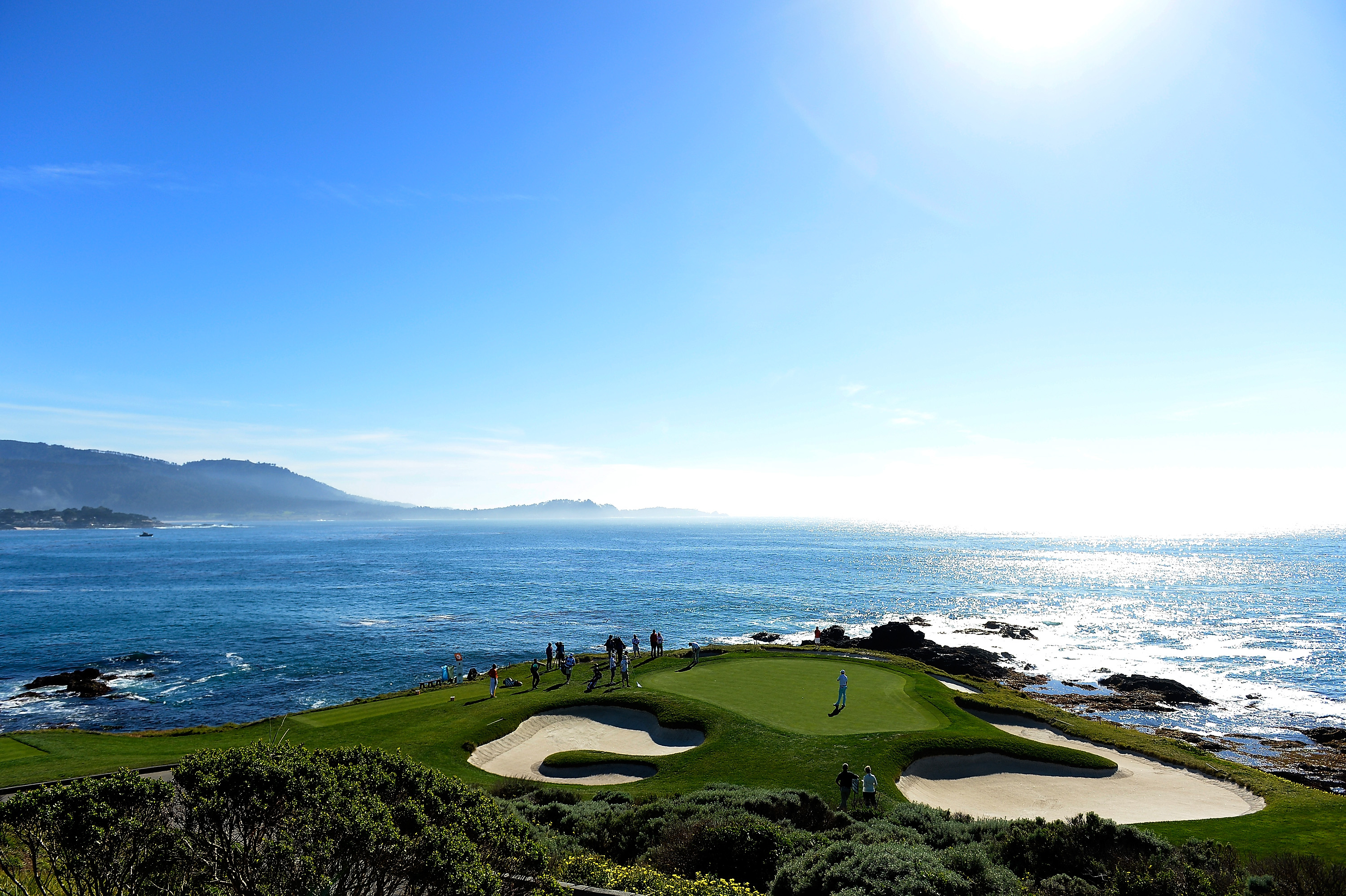 Gallery ATampT Pebble Beach National Pro Am Golf Monthly