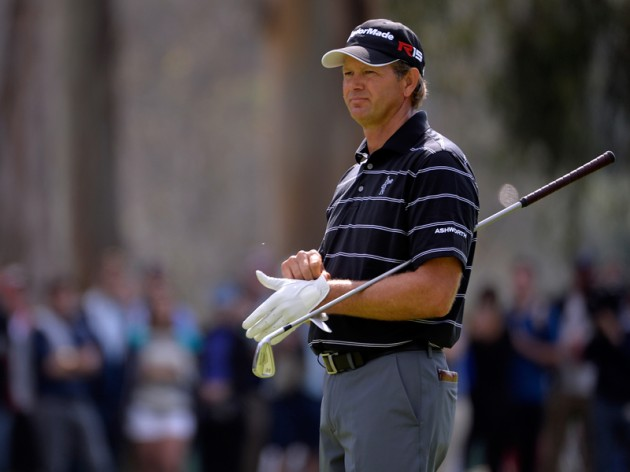 Retief Goosen leads Northern Trust Open