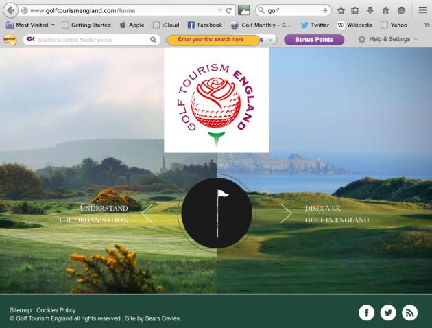Αποτέλεσμα εικόνας για Golf Tourism England launches new website