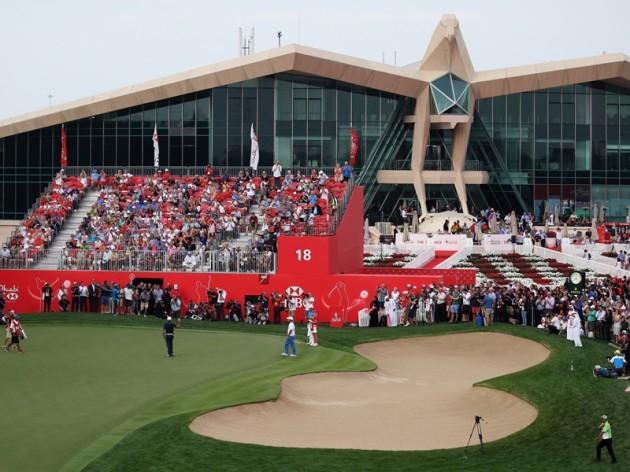 Abu Dhabi Golf Club Troon