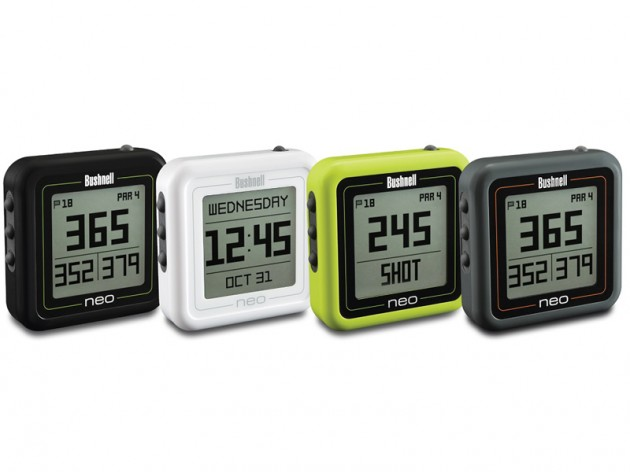 The Bushnell NEO Ghost GPS