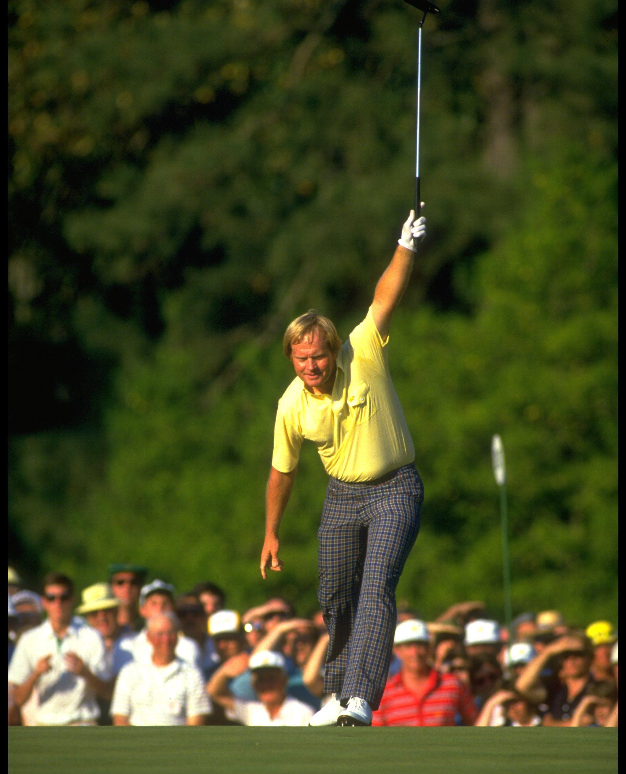 winner of the masters golf tournament