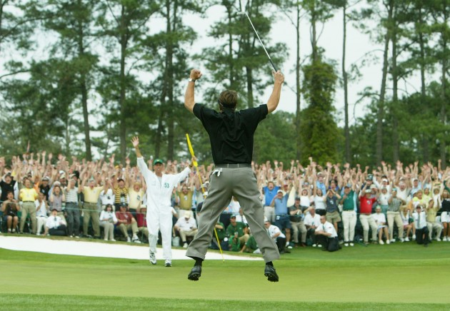 greatest masters moments