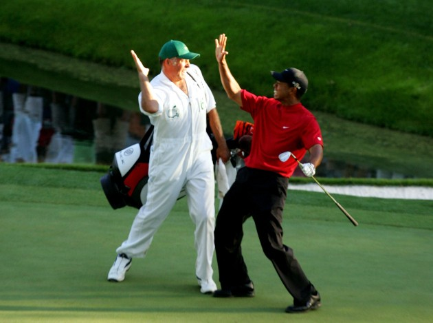 Tiger Woods 2005 Masters: Chris DiMarco Reflects On 'That Chip'