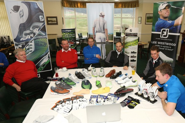 Behind the scenes with FootJoy at Top 100 course Notts Golf Club