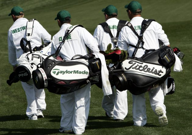 Why Do Caddies All Wear The Same Uniform At The Masters?