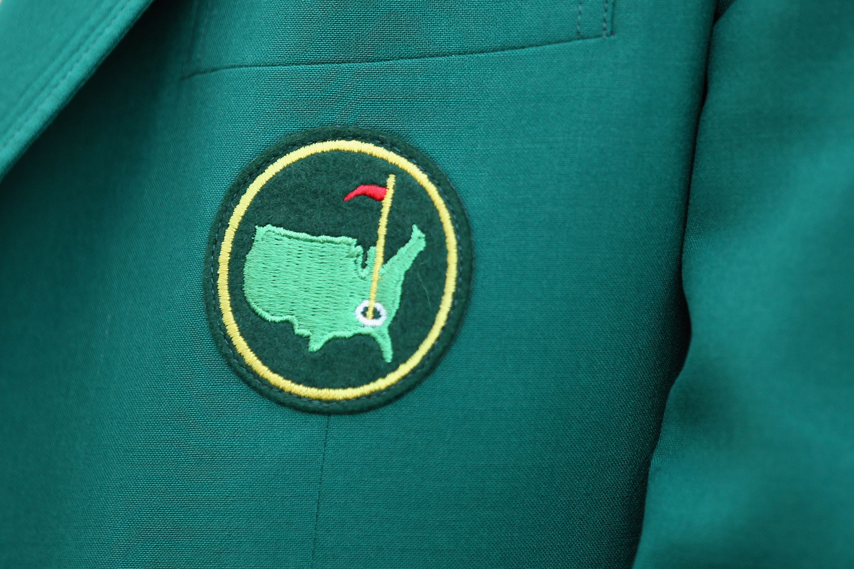 Masters Green Jacket The Logo