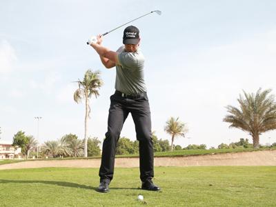 Henrik Stenson Golf Swing Analysis