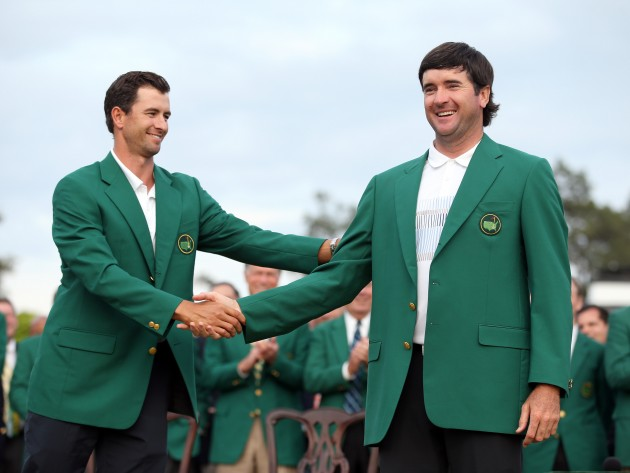 The Masters Green Jacket - made in Britain - Golf Monthly