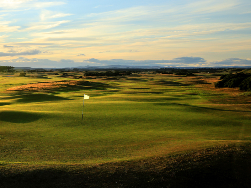 The best golf courses in Fife - Golf Monthly