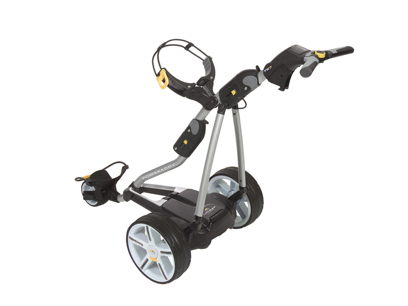 PowaKaddy FreeWay trolleys updated - Golf Monthly