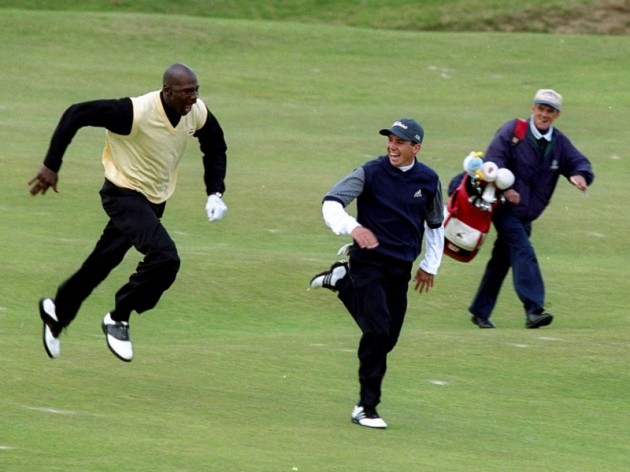 197af2c627e7 Michael Jordan golf career