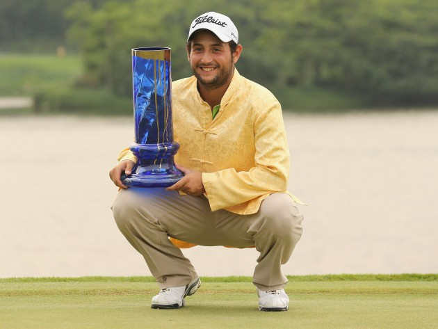 Alexander Levy Volvo China Open preview