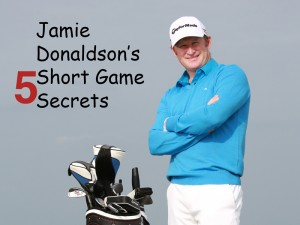 Donaldosn short game